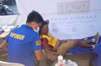 SCAN International nagsagawa  ng serbisyo publiko Bantay Lansangan sa Laguna