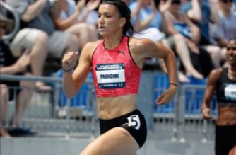 Prandini powers to victory in 200 m at US Nationals