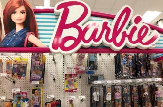 SAN RAFAEL, CA - JULY 25: Barbie dolls, made by Mattel, are displayed on a shelf at a Target store on July 25, 2018 in San Rafael, California.  Justin Sullivan/Getty Images/AFP