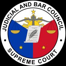 Judicial and Bar Council logo