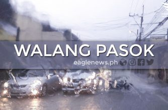 #WalangPasok: Class cancellations for Wednesday, Nov. 11