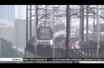 MRT-3 reminds public each train car can carry only 51 passengers