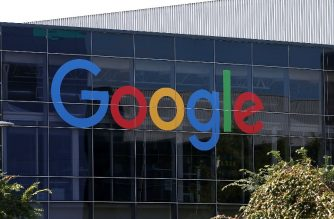 (FILES) In this file photo taken on September 2, 2015 The Google logo is displayed at the Google headquarters in Mountain View, California. - Google agreed to pay $40 million for the smartwatch technology of the fashion and accessory group Fossil, the companies said January 17, 2019, enabling the California tech giant to expand in the growing wearable tech market. As part of the deal, Texas-based Fossil Group's research and development team working on the smartwatch will join Google, which will acquire the intellectual property for Fossil smartwatches, the firms said. (Photo by JUSTIN SULLIVAN / GETTY IMAGES NORTH AMERICA / AFP)