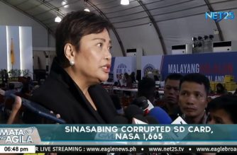 """Comelec wants NPO to explain alleged subcontracting of voters' info sheets, says this is a """"crime"""""""