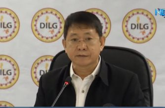 Department of Interior and Local Government Secretary Eduardo Año directs all Metro Manila mayors to clear city streets within 60 days. (Eagle News Service)