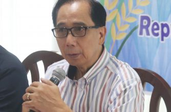 File photo of Agriculture Secretary William Dar (Photo courtesy Department of Agriculture website)