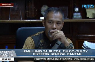 EXCLUSIVE:  Bureau of Corrections chief Bantag vows to clean BuCor, NBP despite threats to his life