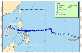 "PAGASA says ""Tisoy"" no longer affecting PHL; northeast monsoon to bring rains in some areas"