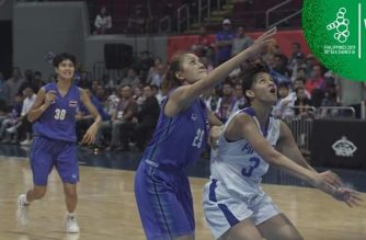 The Gilas women wrote history on Tuesday, Dec. 10, after clinching the Philippines' first-ever gold medal in SEA Games basketball./SEA Games 2019 FB/