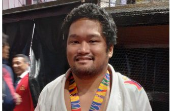 NEU sports official wins SEA Games bronze in Jiu-jitsu