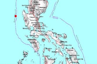 3.2-magnitude quake hits Pangasinan