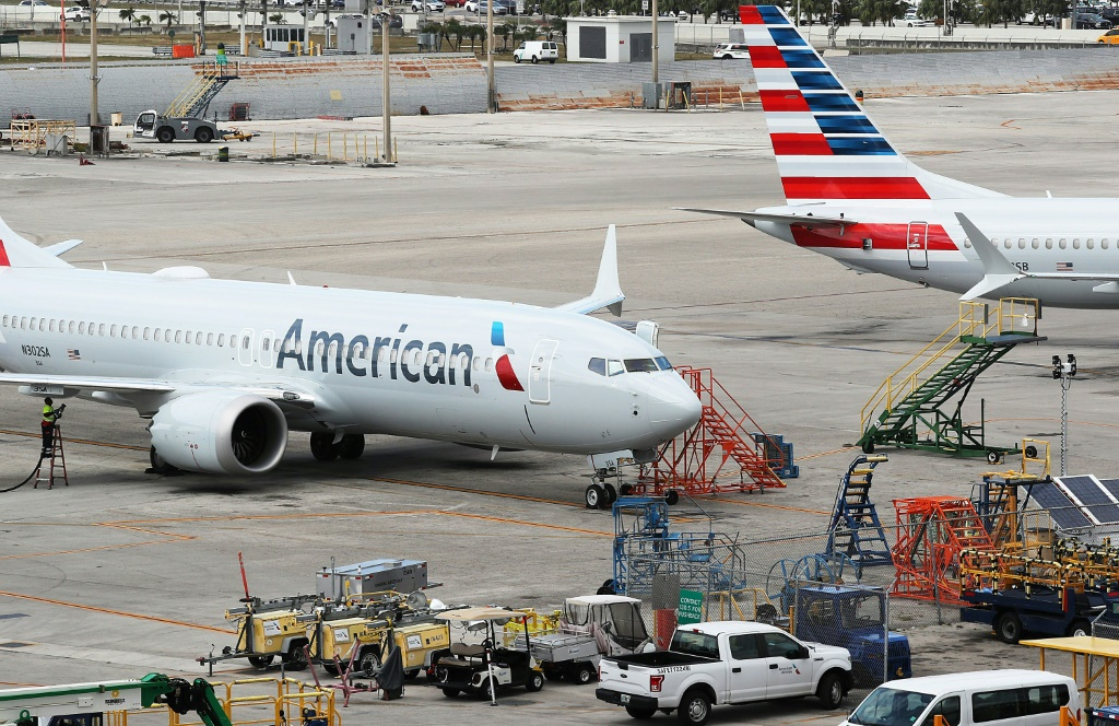 American Airlines reached an agreement with Boeing