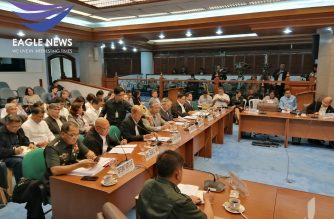 The Senate foreign relations panel kicked off its hearings on the VFA and two other military agreements between the Philippines and the US./Meanne Corvera/Eagle News/