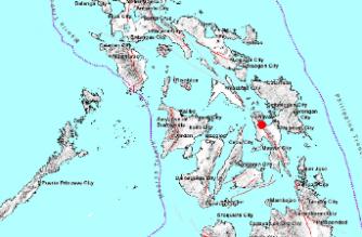 5.5-magnitude quake hits Leyte