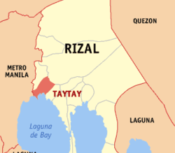 Taytay, Rizal confirms 2 COVID-19 cases, including one death