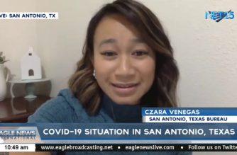 WATCH: Telecommuting and tele-schooling : San Antonio, Texas update