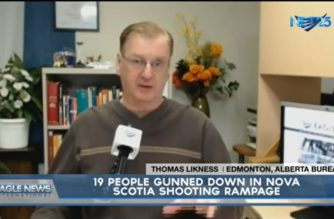 EBC update: Trudeau wants stricter gun control amid latest shooting rage; COVID-19 deaths rise to over 1700