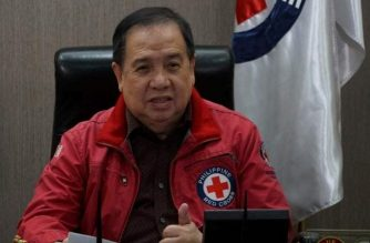 Philippine Red CRoss chair Sen. Richard Gordon. (Courtesy PRC)
