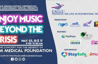 EBC taps FYM Medical Foundation as beneficiary for its 52nd Anniversary benefit concert series