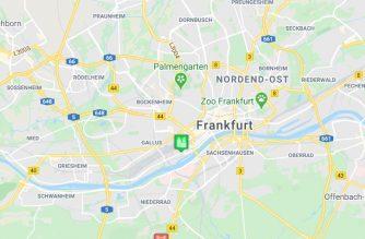 Screenshot of Google map.   (Courtesy Google maps)