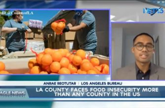 LA County faces food insecurity more than any county in the US