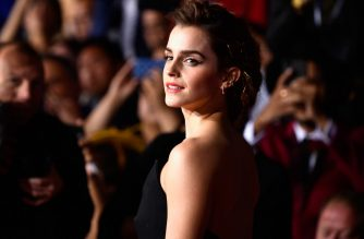 """(FILES) In this file photo taken on March 02, 2017 Actress Emma Watson attends Disney's 'Beauty and the Beast' premiere at El Capitan Theatre on March 2, 2017 in Los Angeles, California. - Emma Watson, the actress and activist who made her name as Hermione Granger in the """"Harry Potter"""" films, joined the board of the French fashion giant Kering Tuesday, in a major coup for the world's second biggest luxury group. (Photo by Frazer Harrison / GETTY IMAGES NORTH AMERICA / AFP)"""