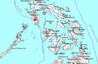 5.1-magnitude quake hits Occidental Mindoro