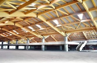 The Passenger Terminal Building of the Clark International Airport is now 99.14 percent complete, the DOTr said./DOTr/