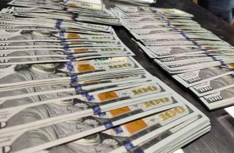 The Customs bureau has seized $15700 which had been misdeclared as personal documents from a Pasay warehouse on July 10./BOC/