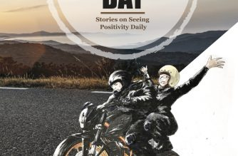 'One Good Thing A Day' – Sending positivity through a chaotic world