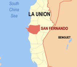 San Fernando City in La Union placed under ECQ