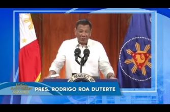 Pres. Duterte greets Iglesia Ni Cristo on 106th year; thanks Church for prayers and help to the nation