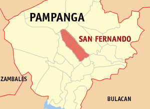 San Fernando City, Pampanga vice mayor says he tested positive for COVID-19