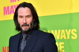 WESTWOOD, CALIFORNIA - MAY 22: Keanu Reeves attends the world premiere of Netflix's 'Always Be My Maybe' at Regency Village Theatre on May 22, 2019 in Westwood, California.   Emma McIntyre/Getty Images for Netflix/AFP