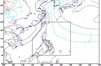 PAGASA: Generally fair weather expected in Luzon, including in Metro Manila, tomorrow
