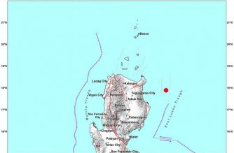 4.0-magnitude quake hits Isabela early Monday, Aug. 10