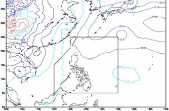 Thunderstorm advisory raised over parts of N. Luzon, Mindanao