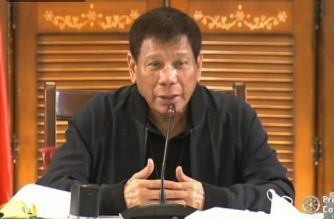 President Duterte is requiring all government agencies to publish the details of each of their transactions to ensure transparency in the disbursement of government funds./PCOO/