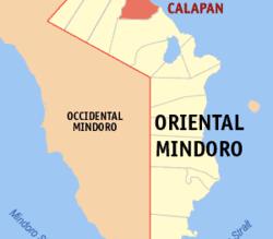 Calapan, Oriental Mindoro under MECQ until Aug. 26