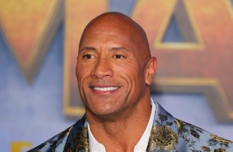 "(FILES) In this file photo taken on December 9, 2019 US actor Dwayne Johnson arrives for the World Premiere of ""Jumanji: The Next Level"" at the TCL Chinese theatre in Hollywood. - Dwayne ""The Rock"" Johnson and his entire family tested positive for coronavirus but have made a full recovery, the professional wrestler turned Hollywood A-lister said on September 2, 2020. (Photo by Jean-Baptiste LACROIX / AFP)"