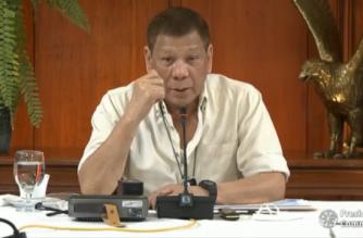 President Duterte approves raps vs former PhilHealth chief Morales, others