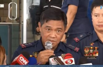 File photo:  PNP deputy chief for administration Lt. Gen. Camilo Cascolan who will be the next PNP chief. (Eagle News Service)
