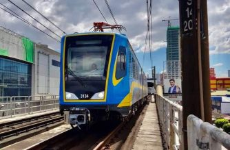 The Metro Rail Transit 3 has deployed 19 train sets to accommodate more passengers./DOTr/