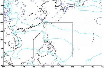 Red rainfall warning raised over Cebu, Palawan due to southwest monsoon