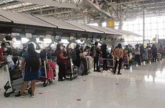 DFA repatriates 240 Filipinos from Thailand