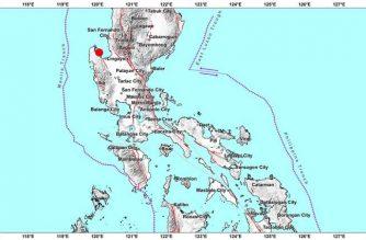 3.6-magnitude quake hits Pangasinan