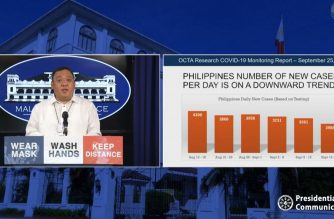 Courtesy PCOO/Screengrab from PCOO/RTVM video Sept. 28, 2020