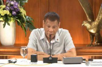 "President Duterte explains why he granted ""absolute pardon"" to Pemberton"