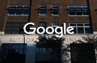 NEW YORK, NEW YORK - OCTOBER 20: Google's offices stand in downtown Manhattan on October 20, 2020 in New York City. Accusing the company of using anticompetitive tactics to illegally monopolize the online search and search advertising markets, the Justice Department and 11 states Tuesday filed an antitrust case against Google.   Spencer Platt/Getty Images/AFP