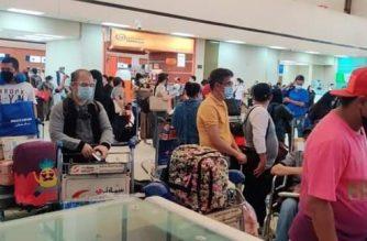 DFA repatriates 263 more Filipinos from Saudi Arabia